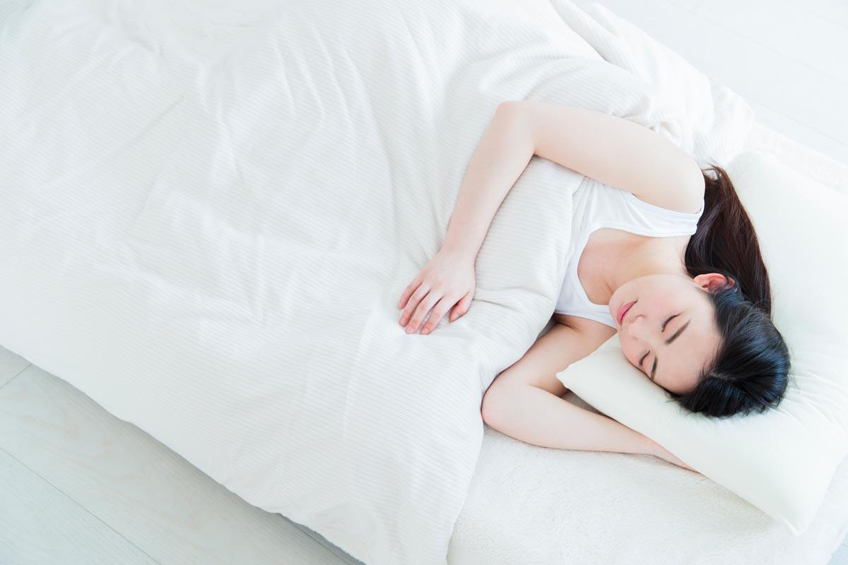 入浴&睡眠の効率的な温めポイント